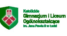 Liceum - Katolickie Gimnazjum i Liceum Ogólnokształcące im. Jana Pawła II w Łodzi